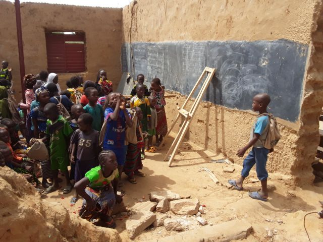Cena solidaria para construir tres aulas en un colegio de Mali - 1, Foto 1