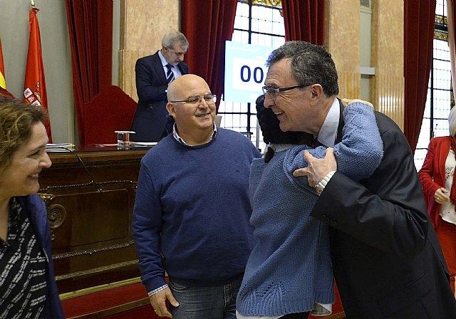 El Pleno de Murcia se une para dar visibilidad a las enfermedades raras - 2, Foto 2