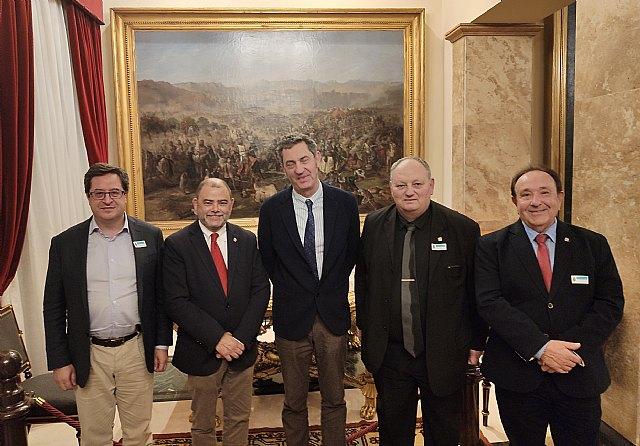 La Confederación Española de Sociedades Musicales aborda con los presidentes de las comisiones de Cultura y Hacienda del Senado la situación del colectivo - 1, Foto 1