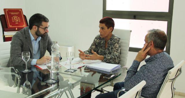 El PSOE vuelve a exigir al Gobierno regional que contemple en los presupuestos la construcción de la circunvalación de Beniel - 1, Foto 1