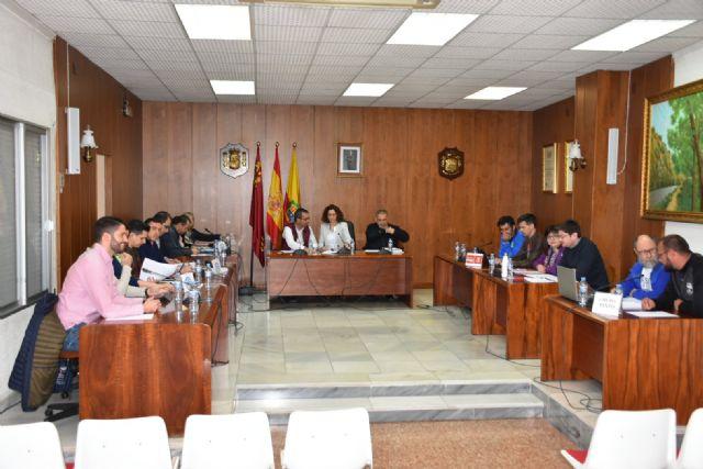 El pleno municipal de Archena aprueba los presupuestos municipales para el ejercicio 2020 con un superávit de más de 6.000 euros - 1, Foto 1