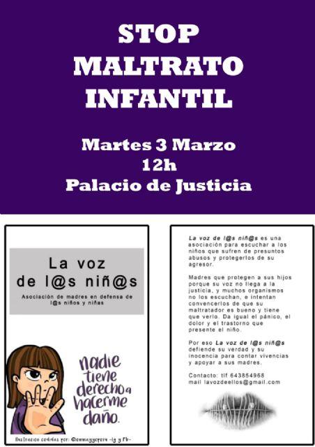 Acciones y actividades programadas en torno al 8M por el Movimiento Feminista de Murcia - 4, Foto 4