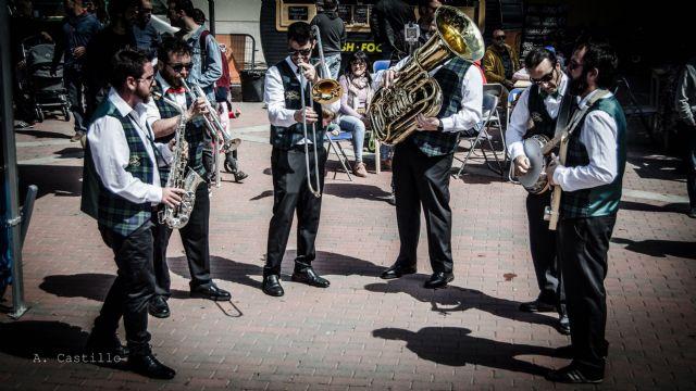 El Murcia Jazz Festival arranca este fin de semana con un pasacalles a cargo de la Dixieland Train Jazz Band - 1, Foto 1