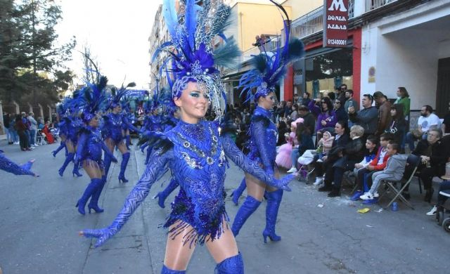 A total of ten foreign clubs will accompany the 18 venues in the parade of the V Regional Carnival Contest