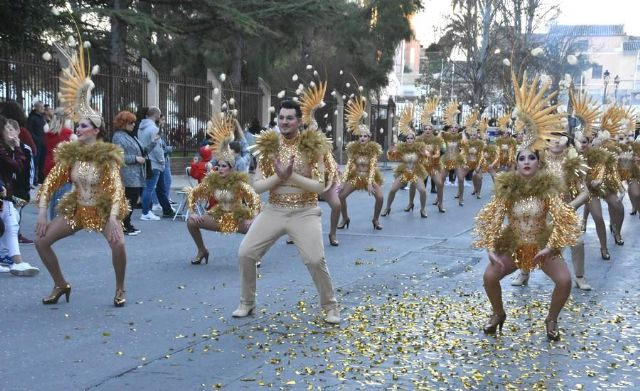 A total of ten foreign clubs will accompany the 18 venues in the parade of the V Regional Carnival Contest, Foto 3