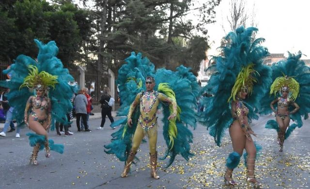 A total of ten foreign clubs will accompany the 18 venues in the parade of the V Regional Carnival Contest, Foto 4