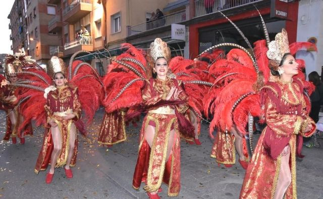 A total of ten foreign clubs will accompany the 18 venues in the parade of the V Regional Carnival Contest, Foto 5