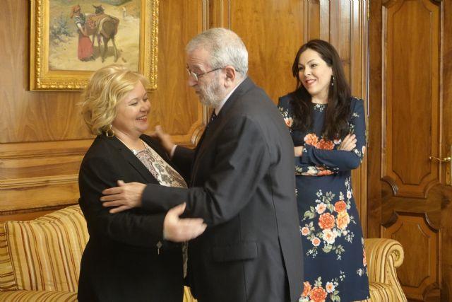 La presidenta de COEC traslada al presidente de la Asamblea su preocupación por el Mar Menor - 1, Foto 1
