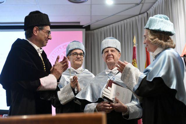 El historiador del arte Alfonso Rodríguez Gutiérrez de Ceballos, nuevo Doctor Honoris Causa de la Universidad de Murcia - 2, Foto 2