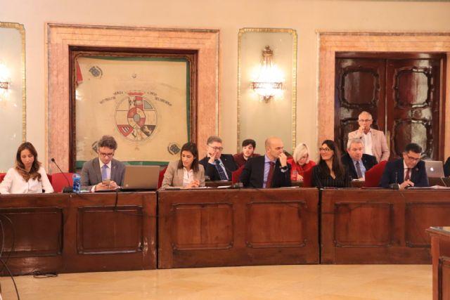 El PSOE logra el apoyo del Pleno para la mayoría de sus propuestas como la de facilitar el acceso y la información a la oposición - 1, Foto 1