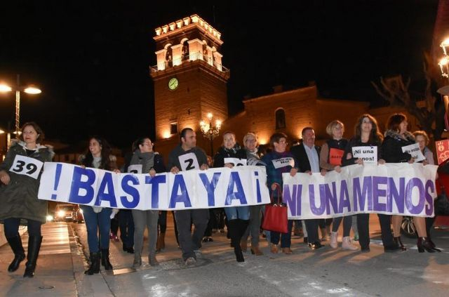 The City Council strongly condemns and shows its institutional revulsion for the new case of gender violence in Fuenlabrada