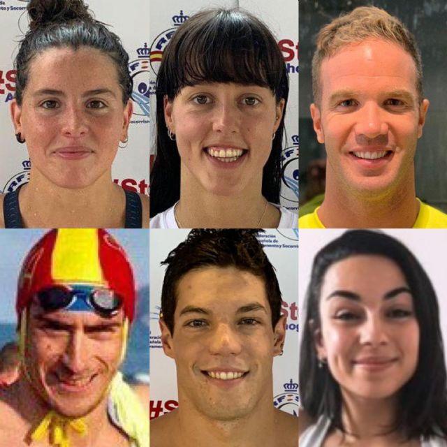 Las españolas Núria Payola e Isabel Costa copan los primeros puestos de las pruebas de piscina de la Copa de Europa de Salvamento y Socorrismo - 1, Foto 1