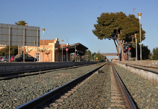 Adif Alta Speed awards the contract for the supply of material for the AVE Murcia-Lorca for 4.3 million, Foto 1