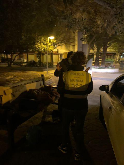 El Ayuntamiento lleva atendidas a 84 personas sin hogar desde el inicio de la 'Operación Frío' - 1, Foto 1