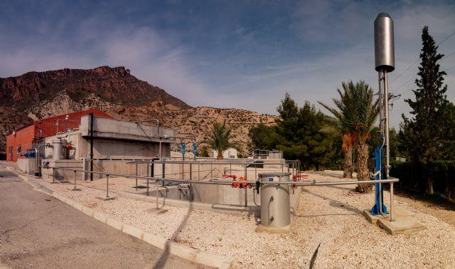 La Comunidad proyecta en Blanca un sistema avanzado de depuración a través de humedales artificiales y tratamiento solar - 1, Foto 1