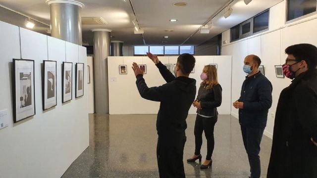 El Centro Cultural de Lorca acoge la exposición 'Santa Clara Art Exhibition' realizada por jóvenes artistas centrados en el desarrollo de la cultura urbana y el mundo del patín - 1, Foto 1