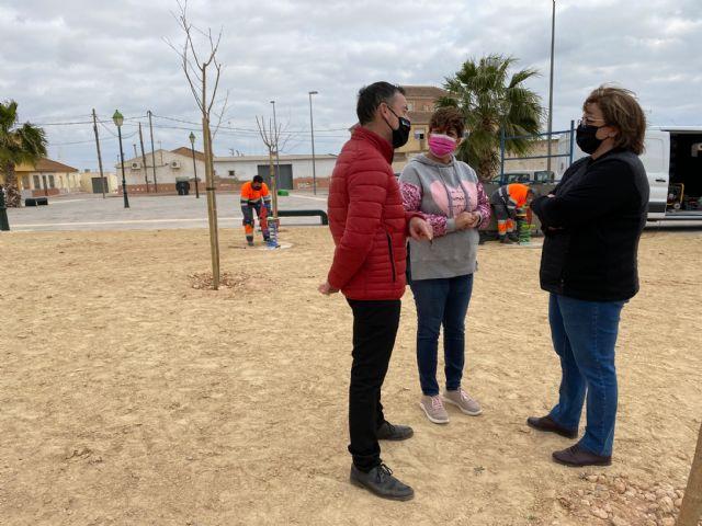 Nuevos Juegos Infantiles en el Jardín Villalobos de Lo Ferro - 2, Foto 2
