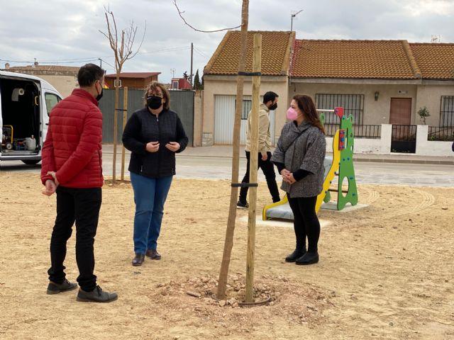 Nuevos Juegos Infantiles en el Jardín Villalobos de Lo Ferro - 4, Foto 4