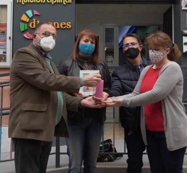 """El Centro Multidisciplinar """"Celia Carrión Pérez de Tudela"""" celebra siete años de atención a personas y familias con enfermedades raras y sin diagnóstico"""