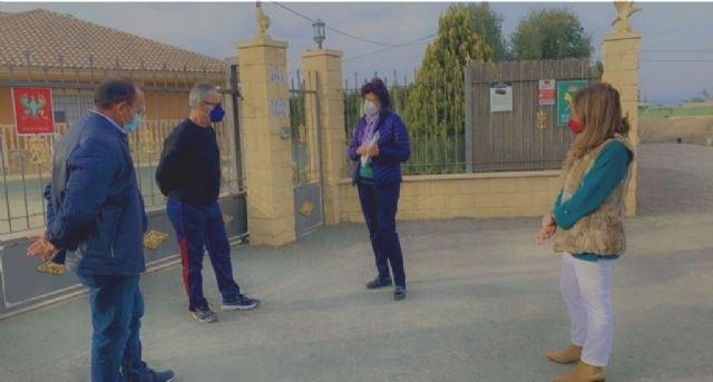 El Ayuntamiento de Puerto Lumbreras instalará alumbrado público en el camino Motores de Payá de la pedanía de El Esparragal-La Estación - 1, Foto 1