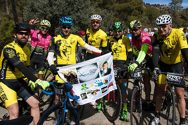 La marcha ciclista La Mobel Sierra Espuña congrega a 400 ciclistas en su segunda edicion, Foto 9
