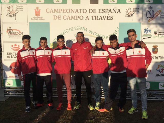 Buena actuación de Pedro Martínez con la Selección Murciana, Foto 1