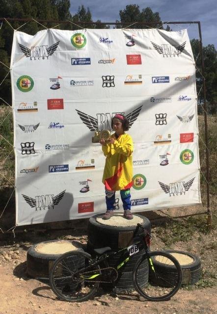 Chiara Muñoz lidera la Copa de España de BMX - 4, Foto 4