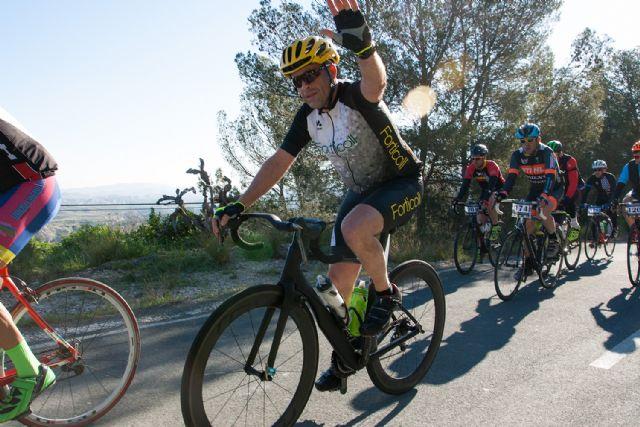 La marcha ciclista La Mobel Sierra Espuña congrega a 400 ciclistas en su segunda edicion, Foto 3