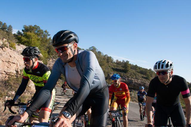 La marcha ciclista La Mobel Sierra Espuña congrega a 400 ciclistas en su segunda edicion, Foto 6