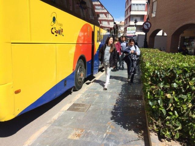 Se aprueba el convenio con la Universidad de Granada para colaborar en la formación de estudiantes totaneros en universidades extranjeras de cara al curso 2017/18