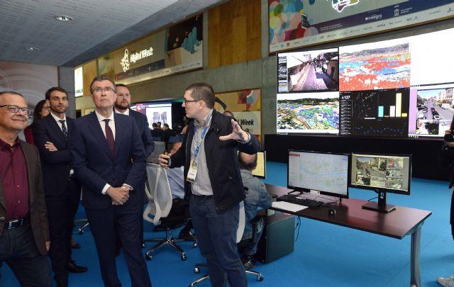 La Digital Week expone el prototipo de CEUS, el cerebro de Murcia Smart City - 1, Foto 1