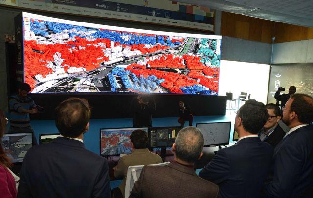 La Digital Week expone el prototipo de CEUS, el cerebro de Murcia Smart City - 2, Foto 2