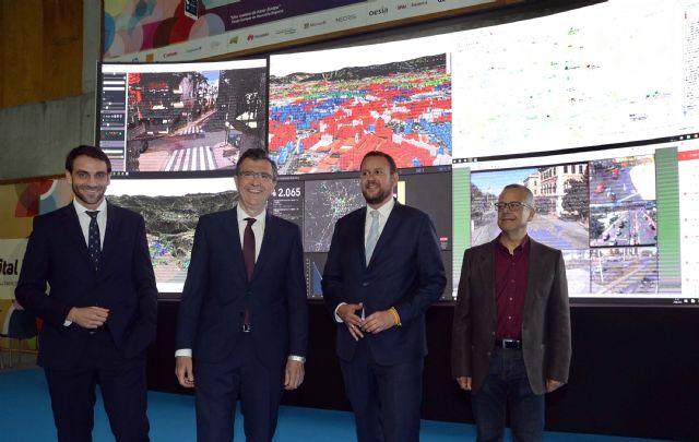 La Digital Week expone el prototipo de CEUS, el cerebro de Murcia Smart City - 3, Foto 3