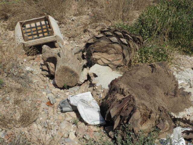 Medio Ambiente advierte de los riesgos de arrojar basuras a las ramblas, Foto 1