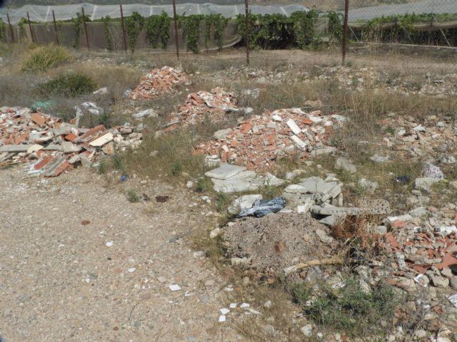 Medio Ambiente advierte de los riesgos de arrojar basuras a las ramblas, Foto 7