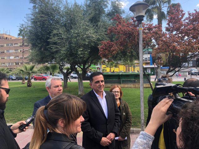 Serrano advierte a Ballesta de que ha llegado el momento de retratarse de verdad: o está con los vecinos y el soterramiento o con el presidente de su partido - 1, Foto 1