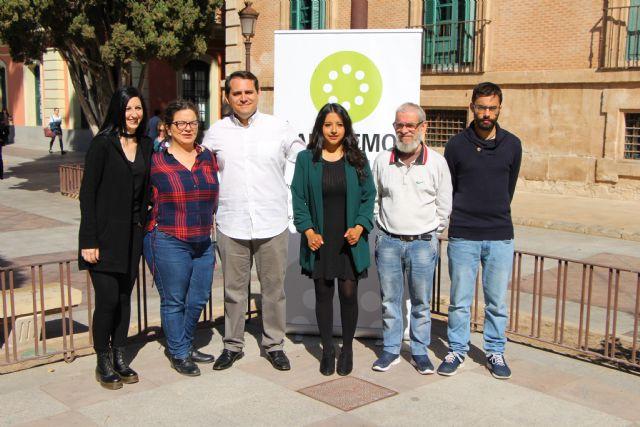 Cambiemos Murcia presenta la candidatura más joven, rebelde y con más experiencia a las elecciones municipales del 26M - 1, Foto 1