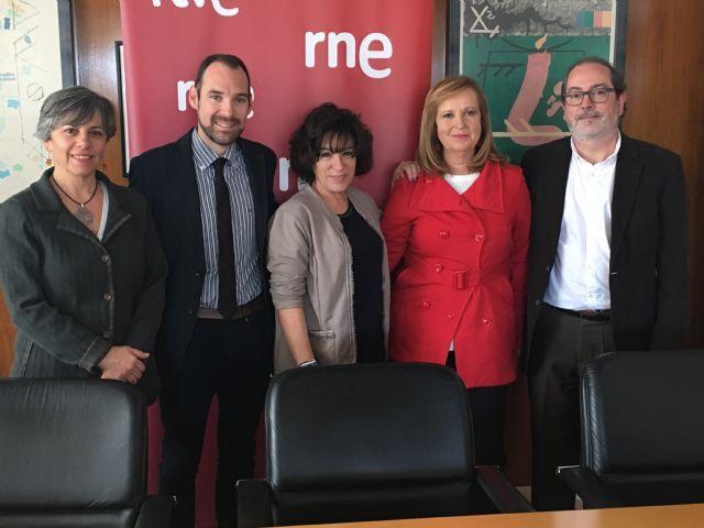 La Asociación de Radios Universitarias de España firma un convenio con Radio Nacional de España - 1, Foto 1
