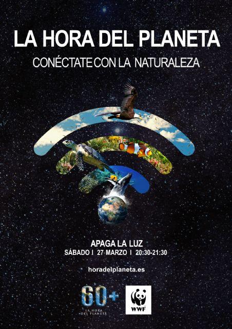 San Pedro del Pinatar se suma otro año más a la iniciativa medioambiental La Hora del Planeta - 1, Foto 1