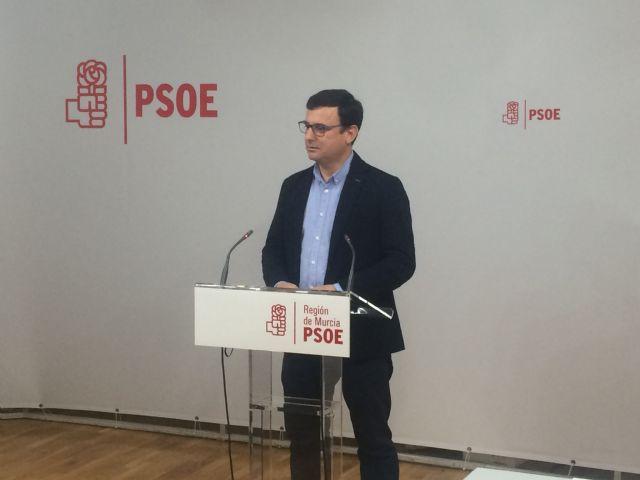 El PSOE vuelve a pedir la dimisión de la consejera Noelia Arroyo por su incompetencia y permisividad en incompatibilidad de cargos