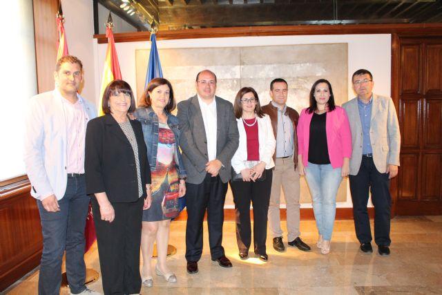 Concejales del PP de Alhama realizaron una visita al Palacio de San Esteban, Foto 2