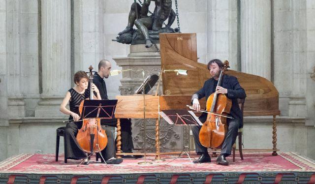 El conjunto monumental San Juan de Dios acoge mañana el concierto 'El violoncello en España' - 1, Foto 1