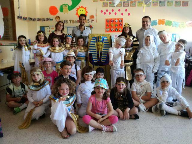 El Colegio Siglo XXI celebra el Día Mundial del Libro, Foto 1