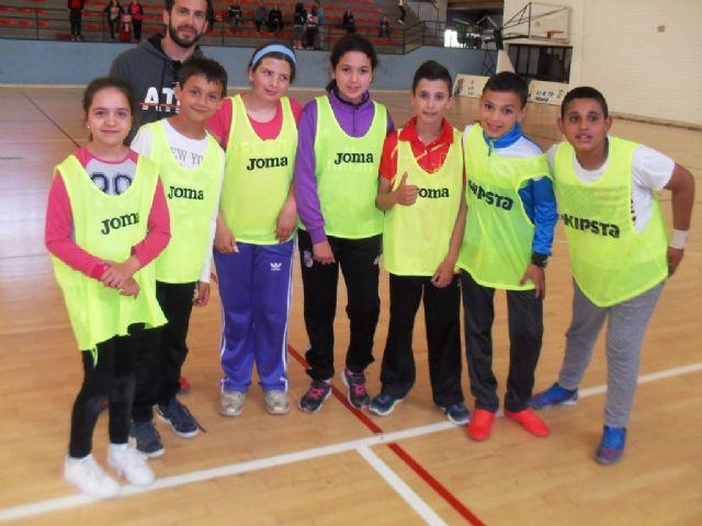 Finaliza la Fase Local de Voleibol Alevín de Deporte Escolar
