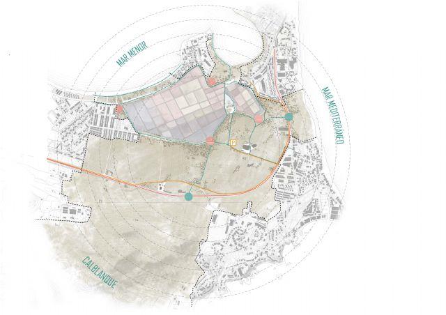 Una arquitecta por la UPCT propone recuperar la actividad salinera de Marchamalo impulsando el ecoturismo - 3, Foto 3