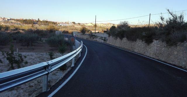 Concluyen las obras de acondicionamiento integral del camino 'La Cola' - 1, Foto 1