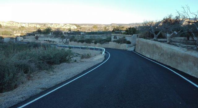 Concluyen las obras de acondicionamiento integral del camino 'La Cola' - 2, Foto 2