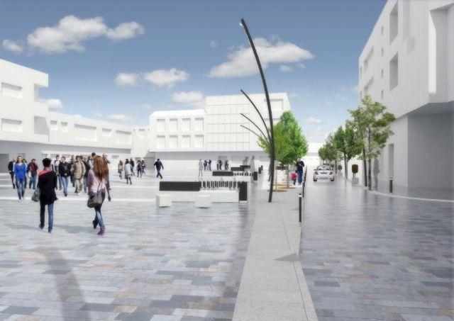 El Ayuntamiento aprueba el proyecto de modernización y accesibilidad del centro urbano - 1, Foto 1