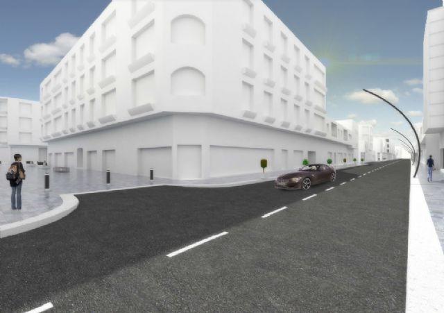 El Ayuntamiento aprueba el proyecto de modernización y accesibilidad del centro urbano - 3, Foto 3