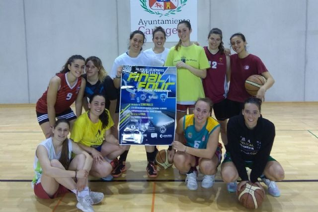 Finales a 4 para el ascenso a primera division de baloncesto femenino senior y preinfantil masculino - 1, Foto 1